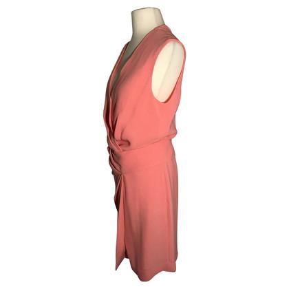 Diane von Furstenberg Abito in seta in rosa