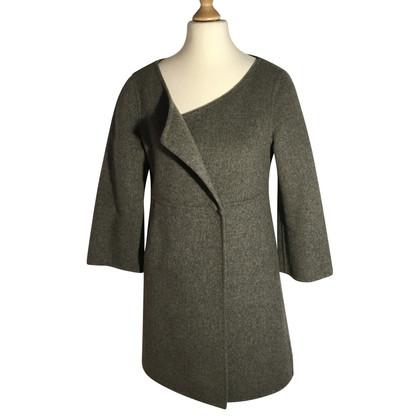 Schumacher Wool coat with 3/4-arm