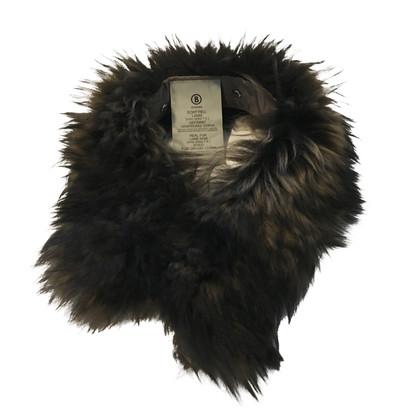 Bogner Collar genuine fur lamb
