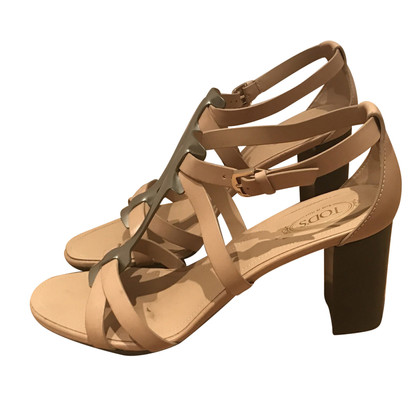Tod's Sandals in Beige