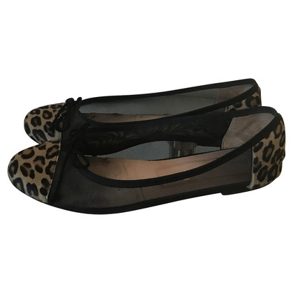 Pretty Ballerinas Ballerina's Leopard
