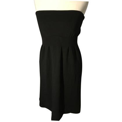 Ella Moss Bandeau jurk in zwart