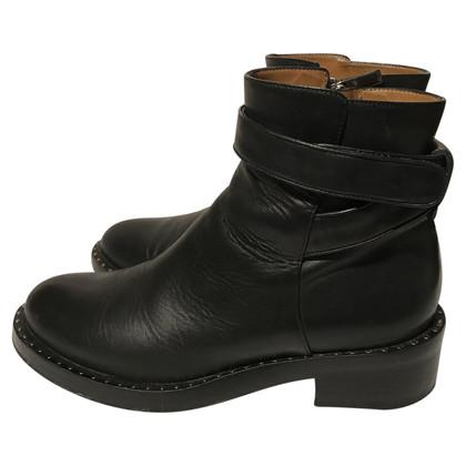 Schumacher Boots mit Nieten