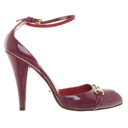 Cesare Paciotti Pumps aus Lackleder