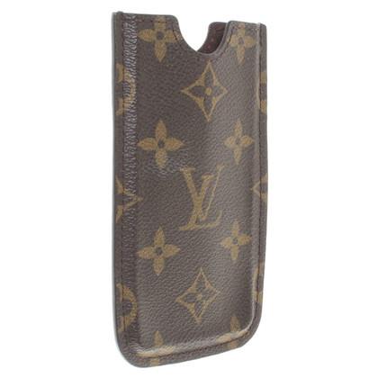 Louis Vuitton iPhone 5/5S Case aus Monogram Canvas