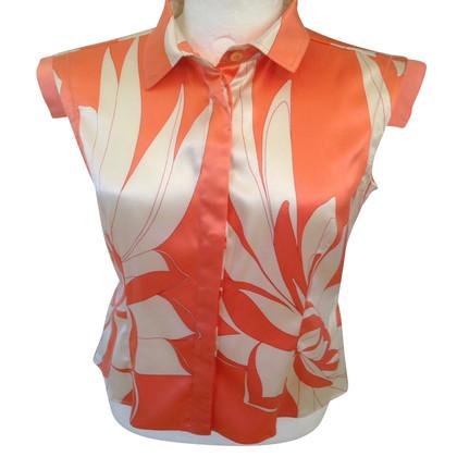 Versace Shirt de soie