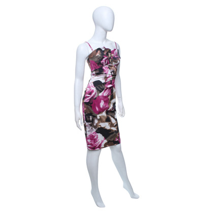 Karen Millen Cocktailjurk in multicolor