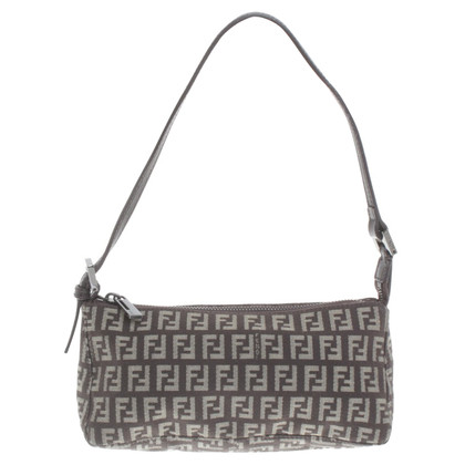 Fendi Shoulder bag with Zucca pattern