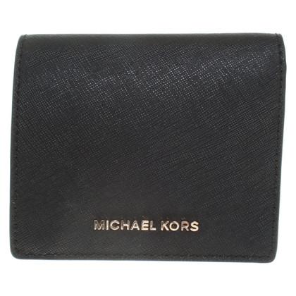 Michael Kors Portemonnaie aus Saffianoleder