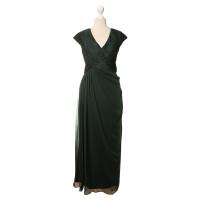 Badgley Mischka Kleid in Grün