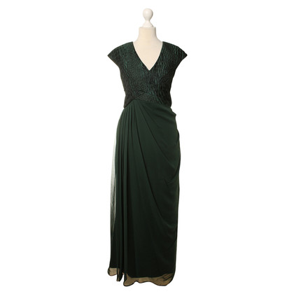 Badgley Mischka Vestito in verde