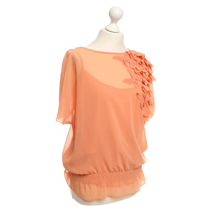Ted Baker Top a Orange