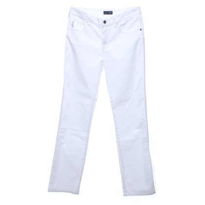 Armani Jeans Jeans in white
