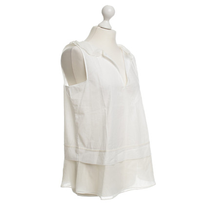 Schumacher Blouse with chiffon trim