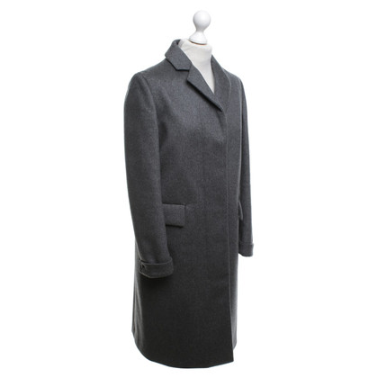 Burberry Prorsum Gray cashmere coat