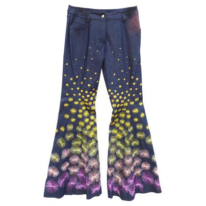 Christian Dior Jeans mit Schlag