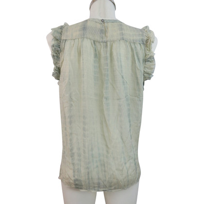 Zadig & Voltaire Ultra sheer blouse / top