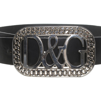 D&G Ceinture en noir