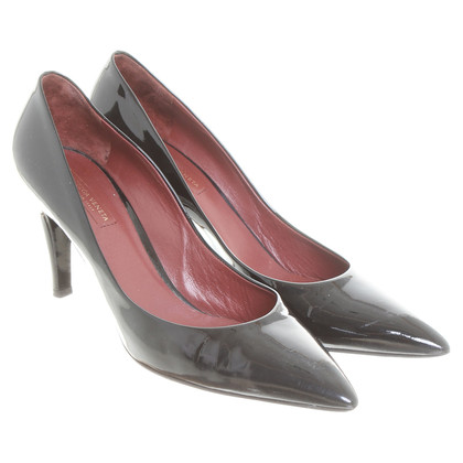 Bottega Veneta Patent leather pumps in black