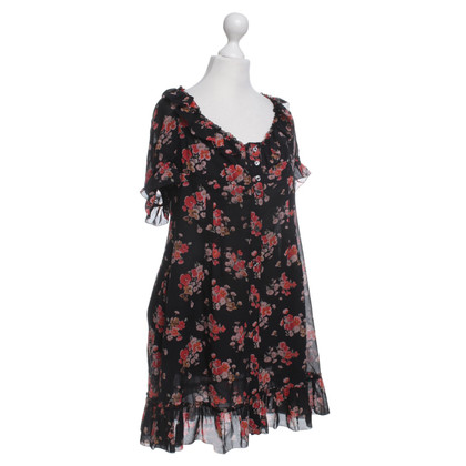 D&G Dress with floral pattern