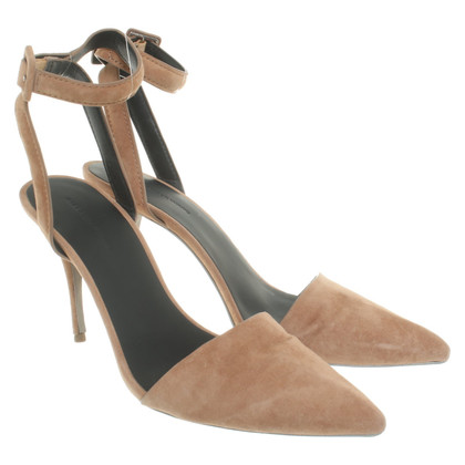 Alexander Wang pumps in beige