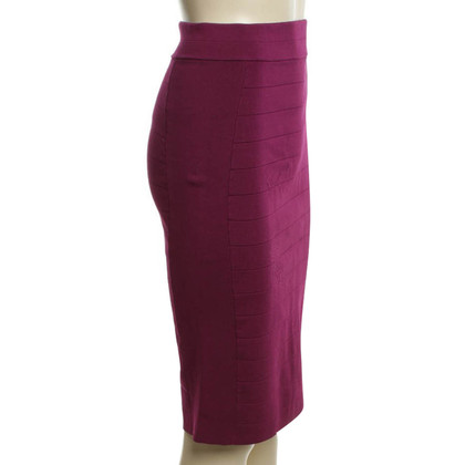 Karen Millen Bodycon rok in fuchsia