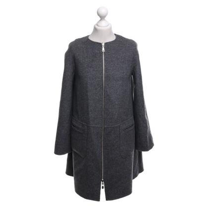 Armani Omkeerbaar jack van wol