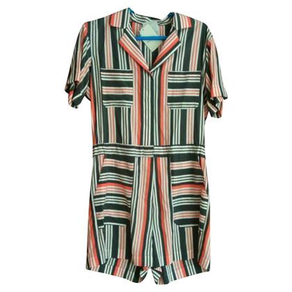 Paul & Joe Striped jumpsuit