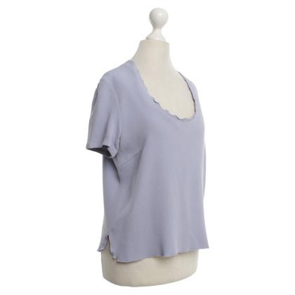 Sonia Rykiel Lilac-gekleurde T-shirt
