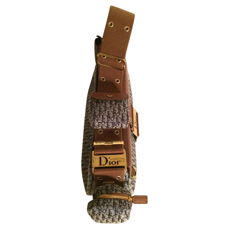Christian Dior Handtasche Braun Billigpreisnachlass Authentisch CtQId6yb