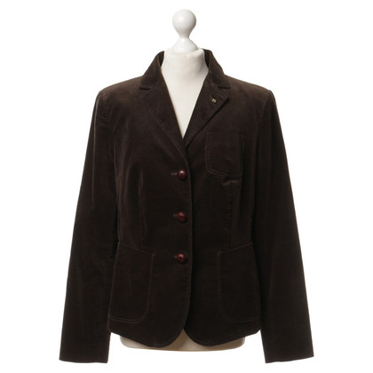 Blonde No8 Blazer velours