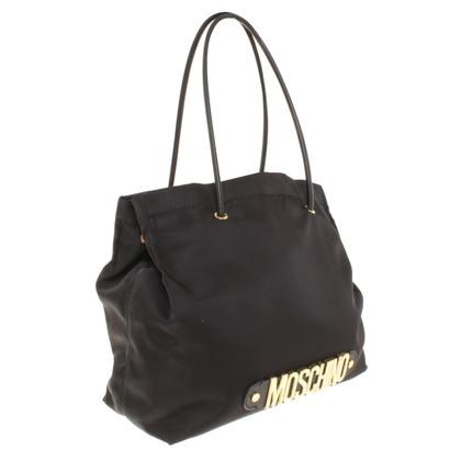 Moschino Handtas in zwart