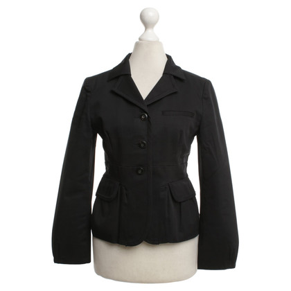 Miu Miu Blazer in Black