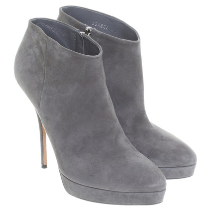 Gucci Ankle boots in grey