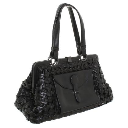 Bottega Veneta Handbag in black