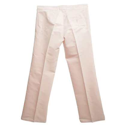 Jil Sander trousers in Rosé
