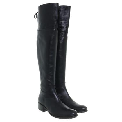 Max Mara Dij hoge laarzen in zwart