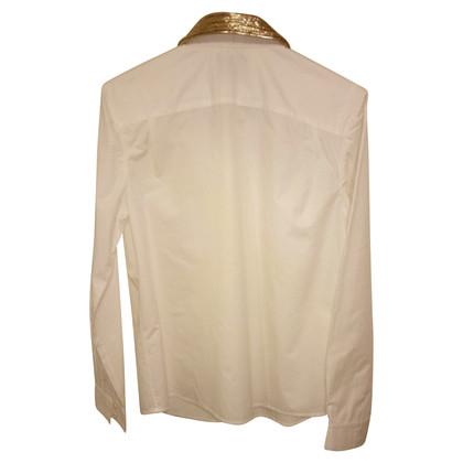 3.1 Phillip Lim blouse en coton blanc