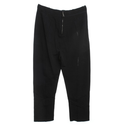 Louis Vuitton trousers in black