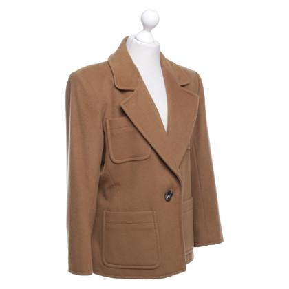 Yves Saint Laurent Blazer in brown