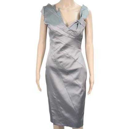 Karen Millen Dress in silver