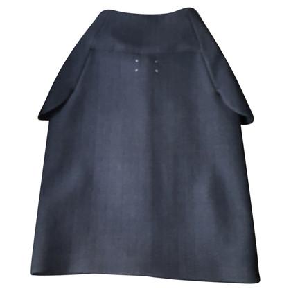 Maison Martin Margiela Coat wool/silk/acrylic