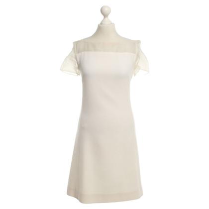 Goat Dress in cream