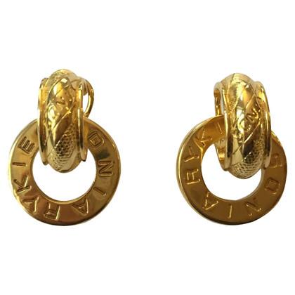 Sonia Rykiel Gold colored earrings