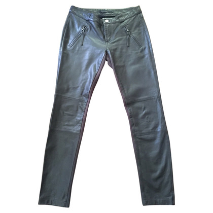 Gestuz leather pants