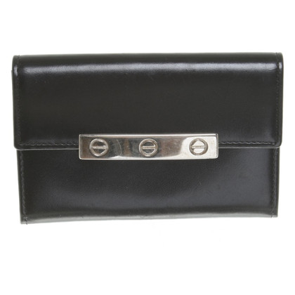 Cartier Card Holder in black
