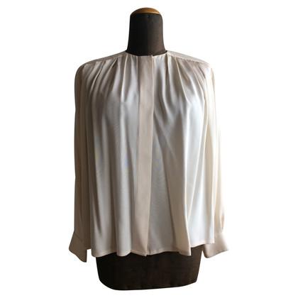 Lanvin zijden blouse