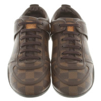 Louis Vuitton Sneakers aus Damier Ebene Canvas