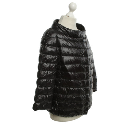 Herno Quilted Jacket in Black