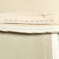 Schumacher Leather jacket in beige